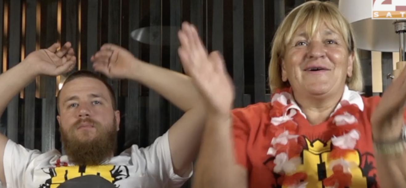 Kumica Barek postala navijač: 'Ajmo Ladić, dovedi ih u red'