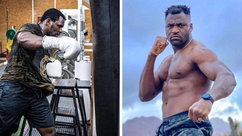 Boksač Whyte izazvao MMA zvijer Ngannoua: 'Zaspat će...'