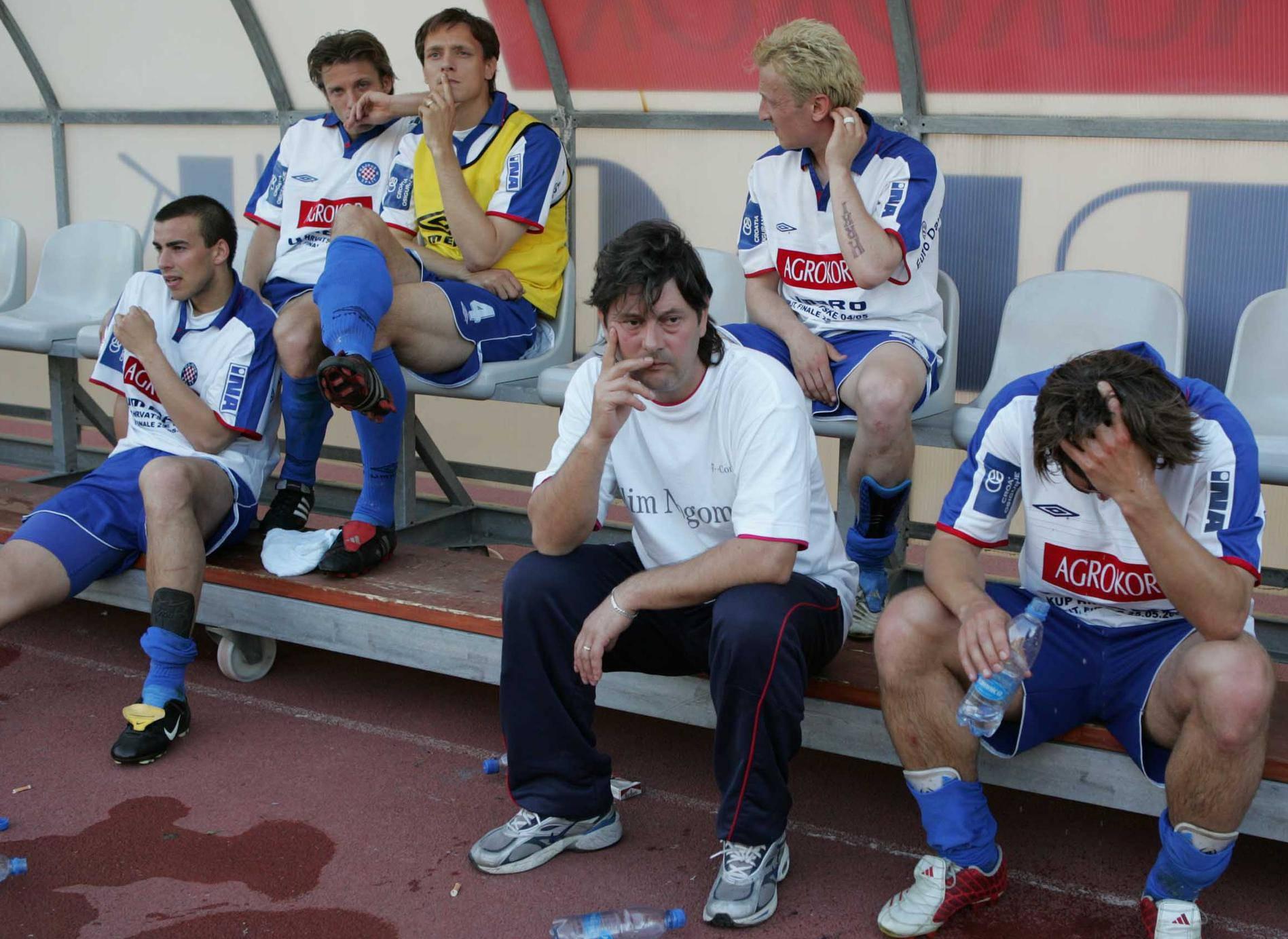 Umro legendarni Hajdukov fizio i dobri duh svlačionice Sisgoreo
