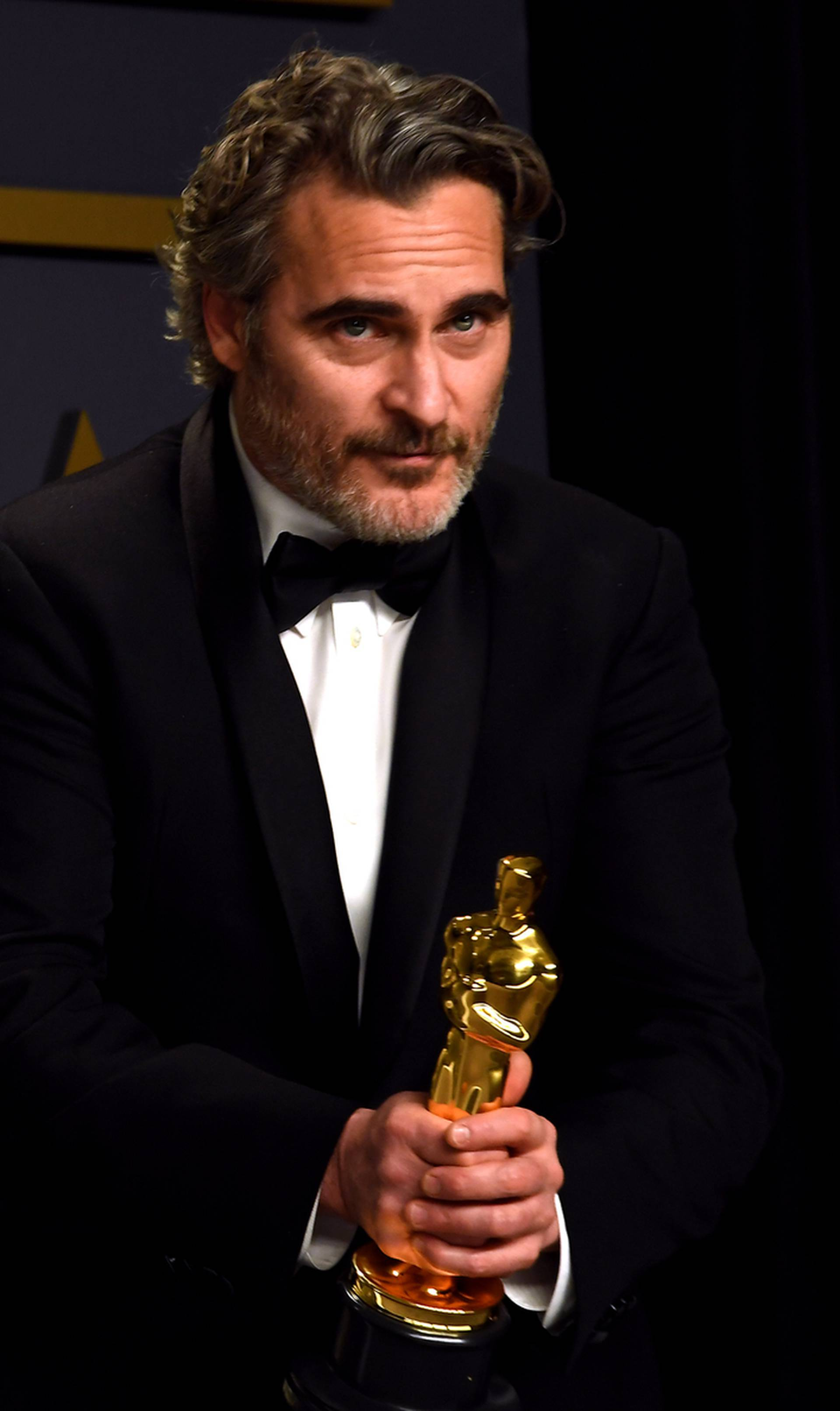 The 92nd Academy Awards - Press Room - Los Angeles