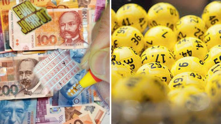 Ništa od Eurojackpota, ali dva igrača kući odlaze s milijunima
