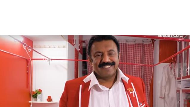 Ovaj Indijac nosi uvijek samo 2 boje - a za to ima dobar razlog