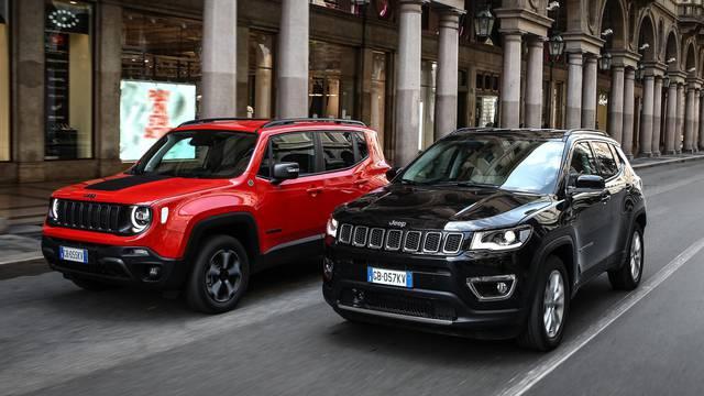 Dva nova Jeepova plug-in hibrida stigla su u Hrvatsku