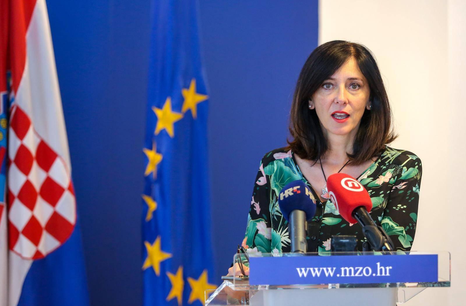 Zagreb: Ministrica Divjak predstavila proširenje aplikacije ŠeR - Školski e-Rudnik