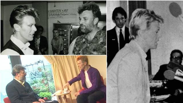 Ljude je zanimalo što Bowie pije i orgija li. Prije intervjua rekao mi je: Ante, imaš odlično odijelo
