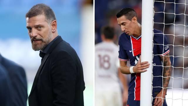 Slavenu samo novčana kazna za crveni, Di Maríji četiri utakmice!