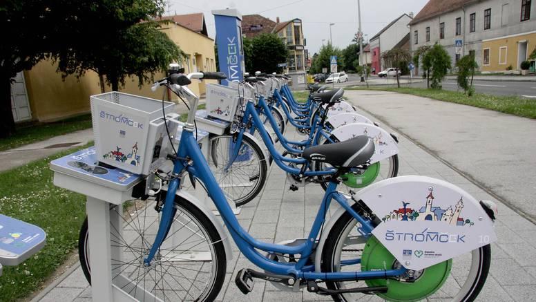 Novitet u gradu: Čakovčani se odsad mogu voziti el. biciklima