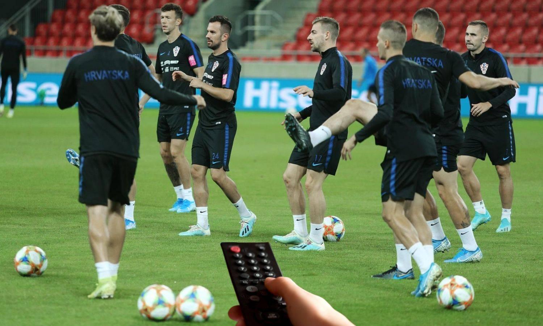 Evo gdje gledati kvalifikacijski susret Hrvatske kod Slovačke