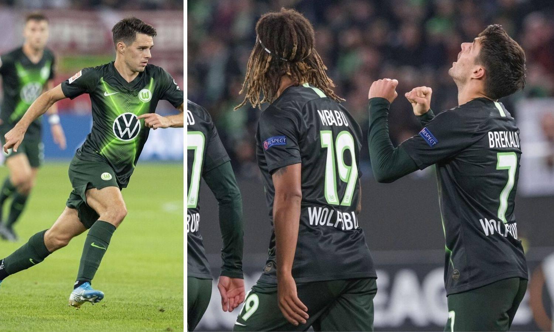 Brekalo poveo 'vukove' prema pobjedi: Asistirao pa zabio gol