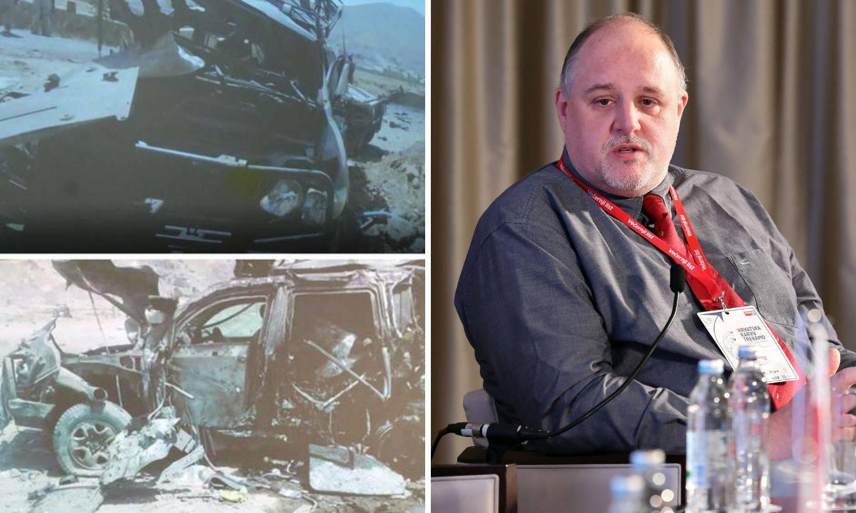 Vojni analitičar Tabak: Teško je obraniti se od takvih napada...