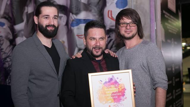 Buđenje je grupa godine, a i Ed Sheeran dobiva nagradu HDU