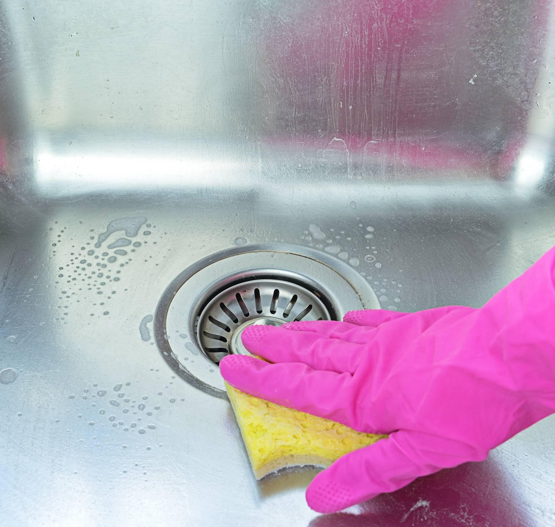 Kako do blistavog sudopera u samo 7 jednostavnih koraka...