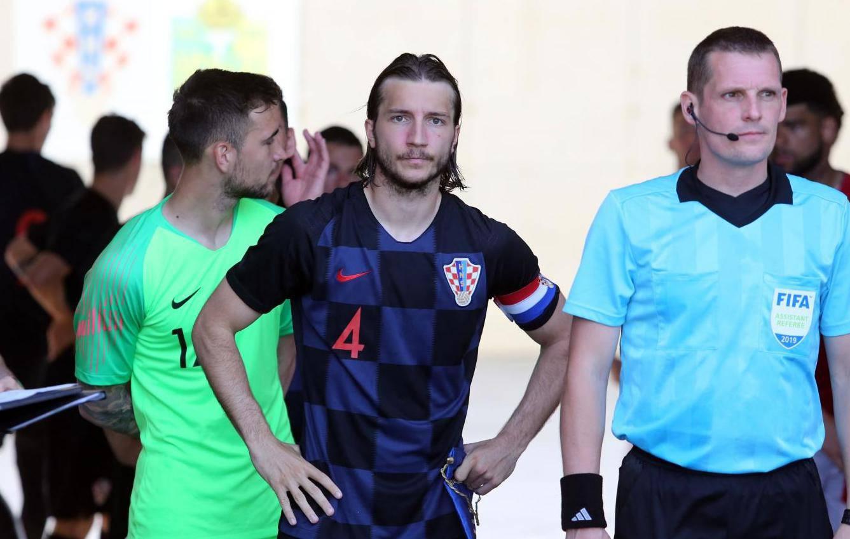 Razočarani Barić: Ovo je protiv Rumunjske bila prava sramota