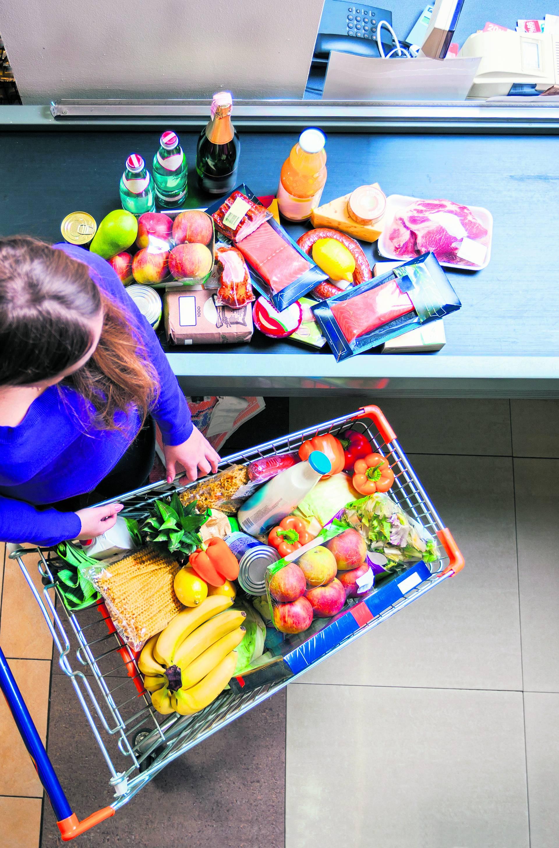 Za ove namirnice nutricionisti tvrde da su samo bacanje love