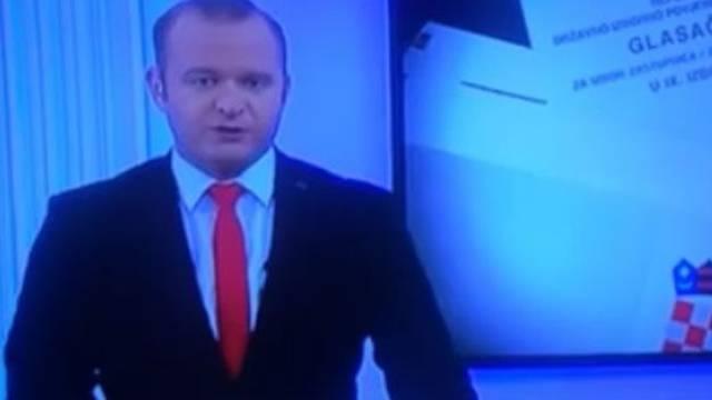Urnebesni lapsus: Voditelj je Orepića nazvao 'šefom MUF-a'