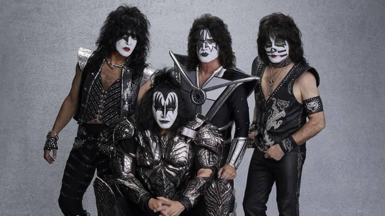 Legendarna grupa Kiss stiže u Zagreb: 'Posljednja je turneja!'