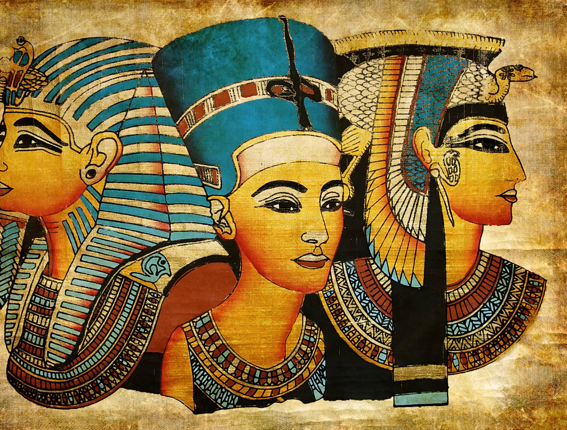 Stara egipatska kozmetika je utjecala na naše beauty rituale
