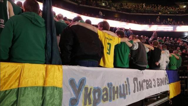 Lithuania Basket/Twitter