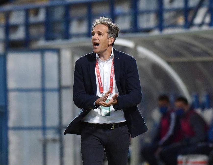 Koprivnica: Prva polufinalna utakmica Hrvatskog nogometnog kupa, NK Slaven Belupo - NK Lokomotiva
