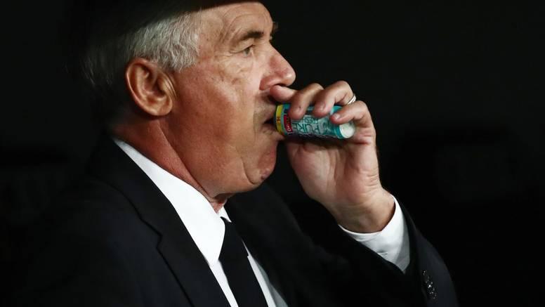 Real izgubio od momčadi koja vrijedi 12 mil. €, a Ancelotti kaže: Nismo imali sreće...