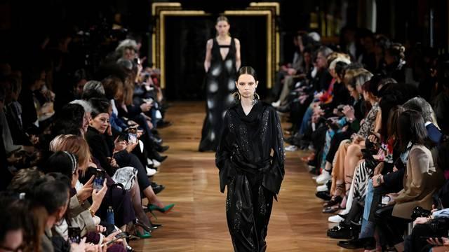 Stella McCartney collection show at Paris Fashion Week