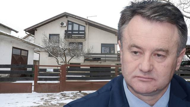 HDZ-ov Ivo Žinić potvrdio da u državnoj kući živi besplatno: 'Plaćam režije i ulagao sam'