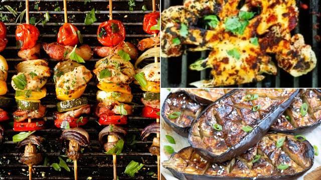 Povrće s grilla - 3 zdrava i fina recepta koja morate isprobati