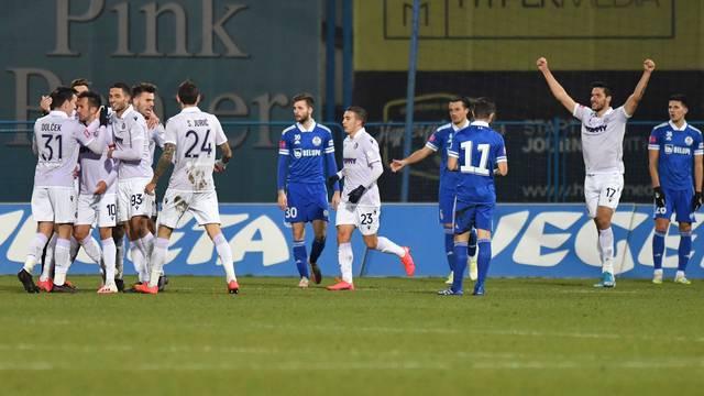Slaven Belupo i Hajduk sastali se u 12. kolu HT Prve lige