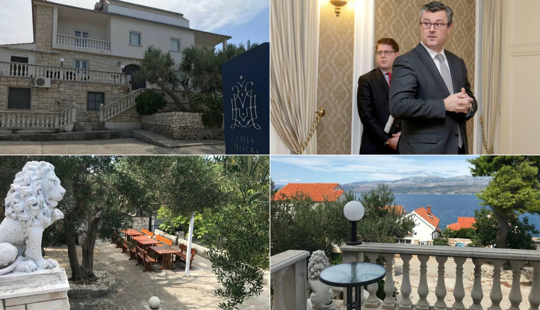 Oreškovićeva vila: Da je uredi, potrošit će oko 500 tisuća kn