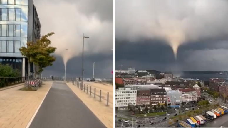 VIDEO Tornado pogodio grad u Njemačkoj: Čupao je krovove kuća, ljude odbacivao u zrak