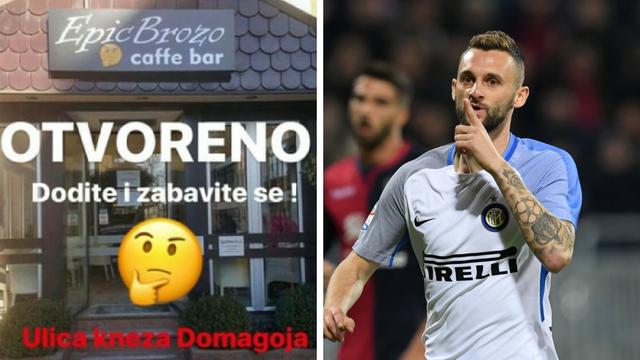 Opljačkali su Brozovićev kafić: Obili bravu i ukrali sav promet!