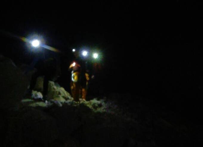 Na planinu bez lampe?! HGSS je spašavao četiri stranca