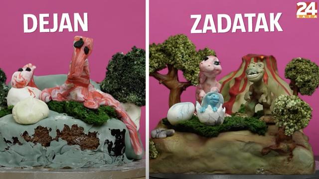 Torte su im trebale biti kao kod 'profića', a ovako su im ispale...