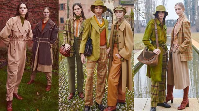 Stylish lovačke priče: Alberta Ferretti ima odijela za prirodu