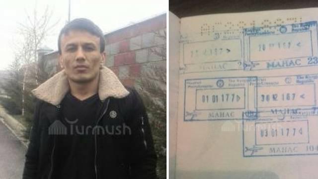 Obrat: Ja sam Iakhe Mašrapov i nemam veze s  tim napadom