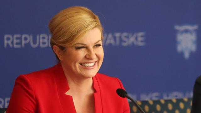 Kolinda: 'Nadam se da će ovo biti hrvatsko sidro u Bosni...'