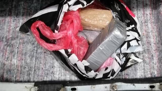 Dva Slovenca uhićena s 2,9 kg heorina na prijelazu Bajakovo