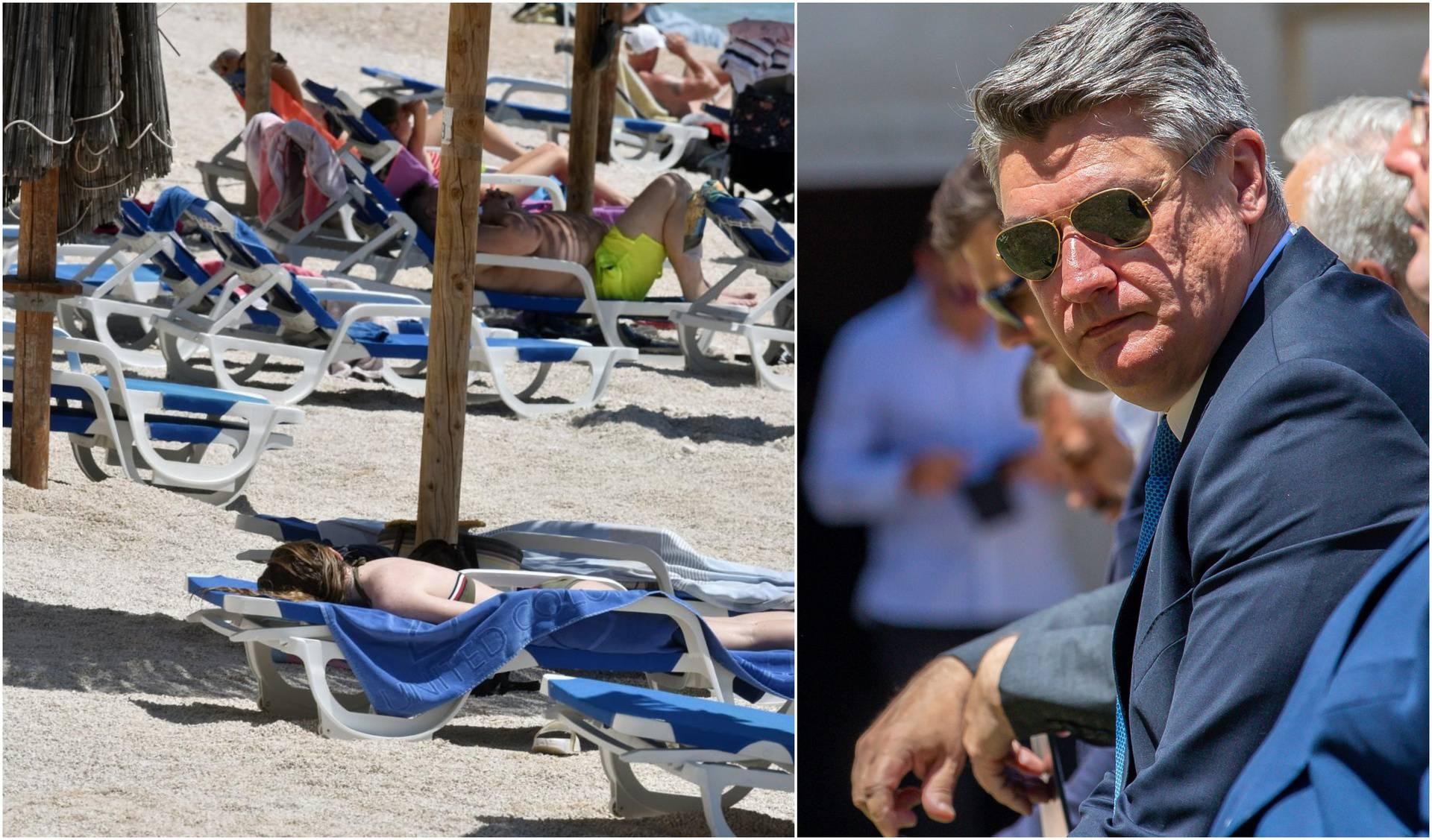 Milanović zove Austrijance na ljetovanje: 'Ljudi, čekamo vas. Sigurnije je da ne može biti'