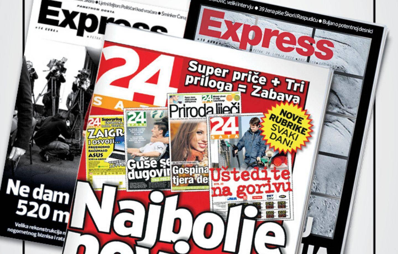Najbolji tekstovi i prilozi iz Expressa - subotom u 24sata!