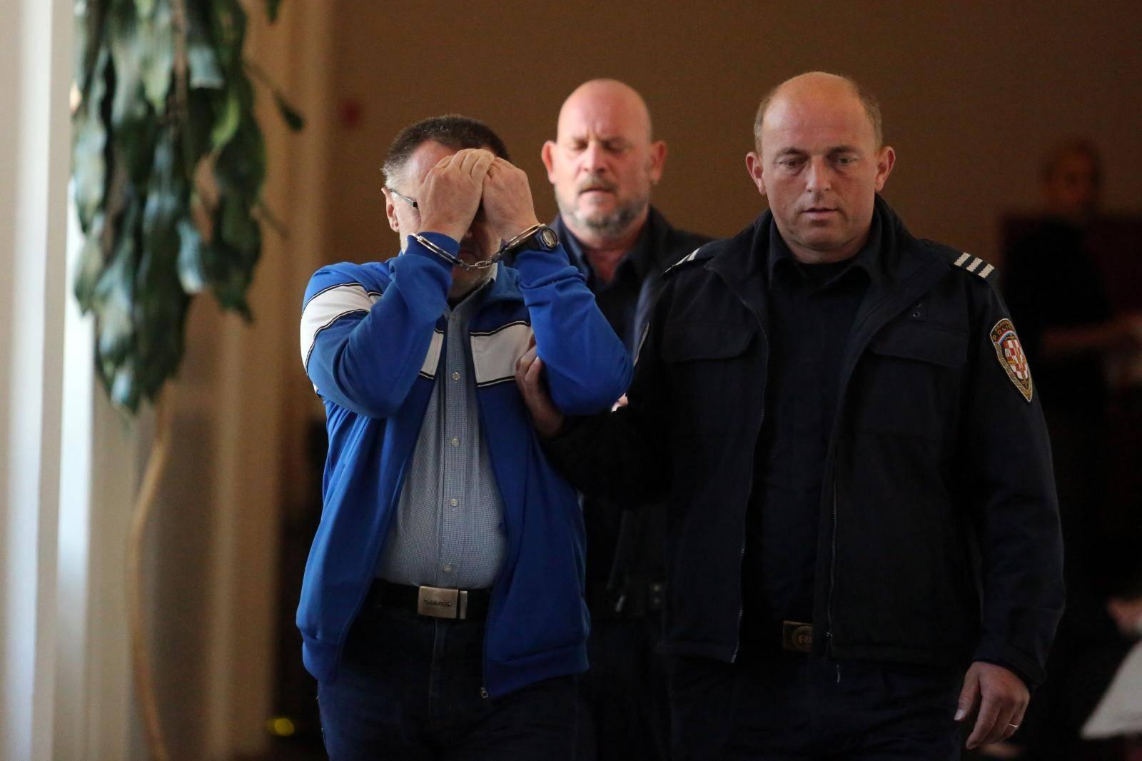 Rijeka: Pravosudna policija dovodi Ivana Tomljanovića na Županijski sud