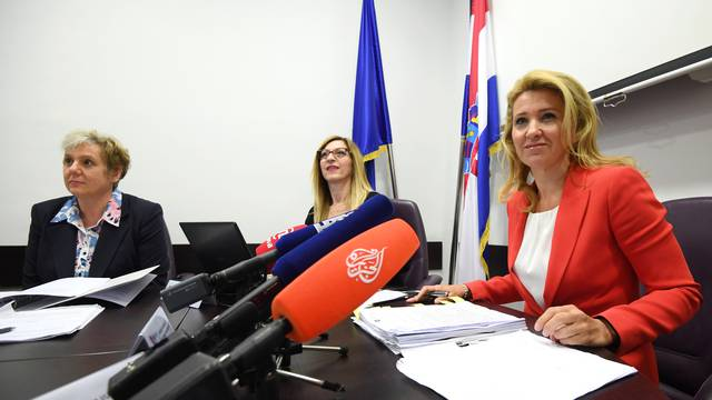 Postupci protiv Ćosića, Lucića, Jakovine, Baldasara, Bajića...