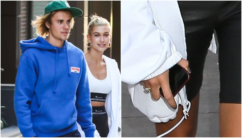 Bieber je za zaručnički prsten iskeširao čak tri milijuna kuna