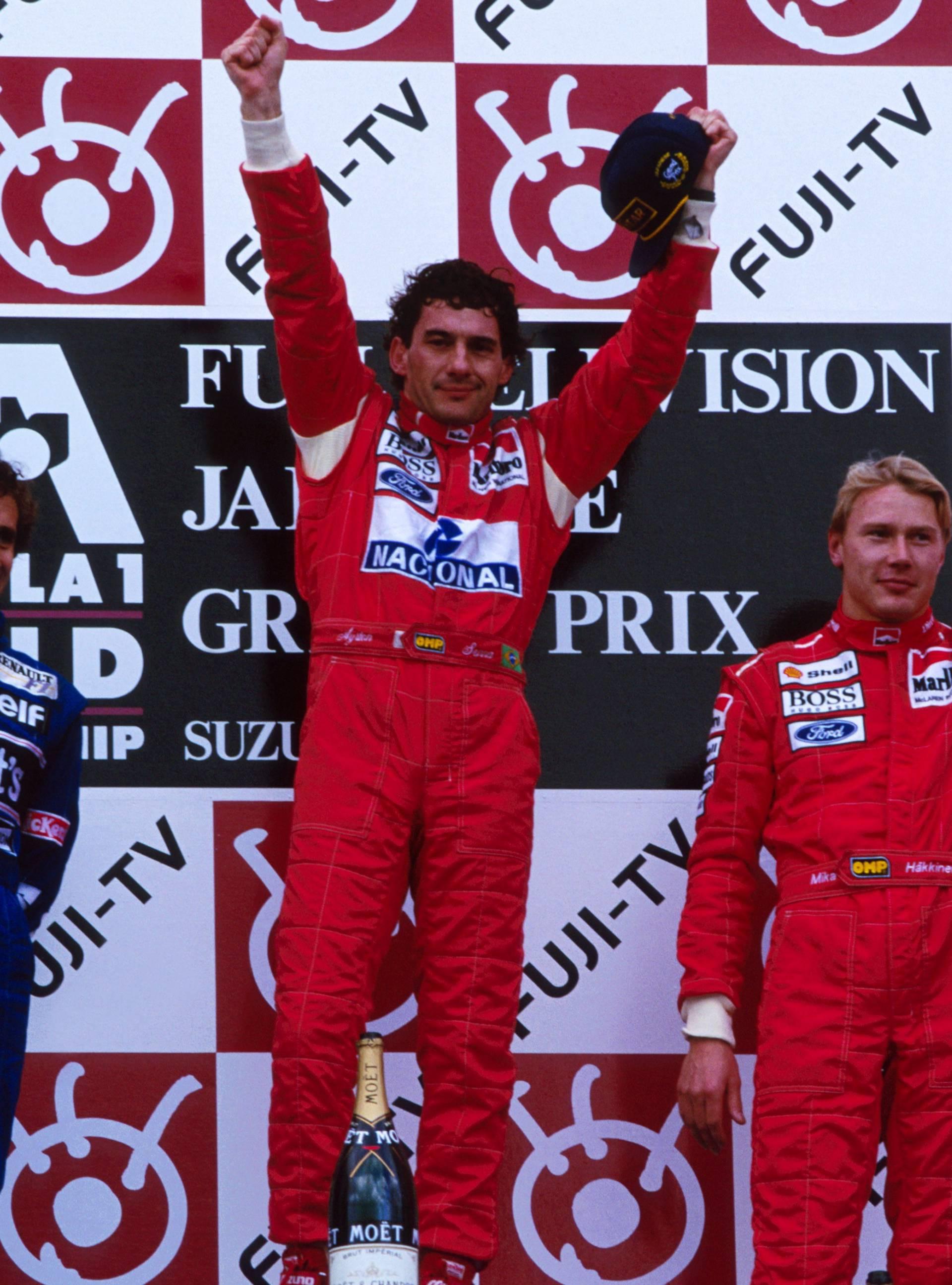 Motor Racing - Formula One World Championship - Japanese Grand Prix - Suzuka