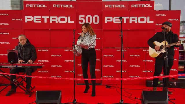 Otvorenje jubilarne benzinske postaje Petrol
