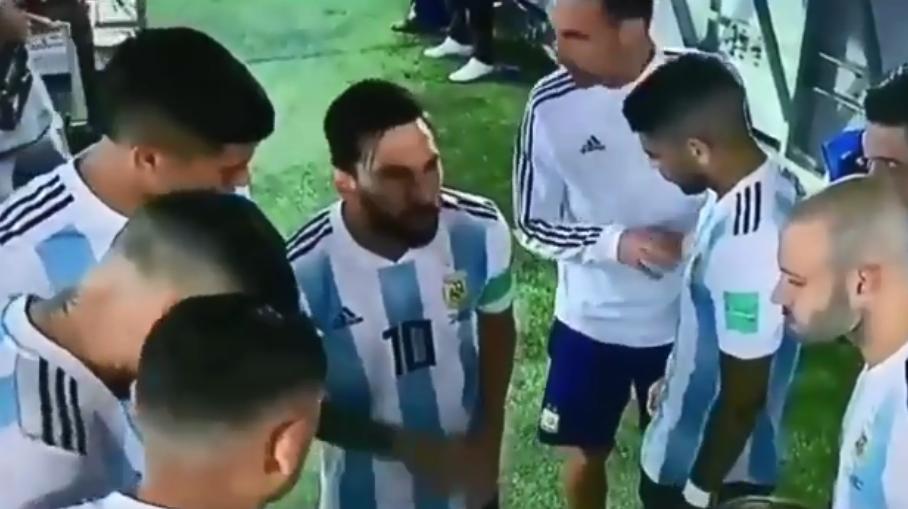 Procurila snimka: Messi slaže sastav, Sampaolija nema nigdje