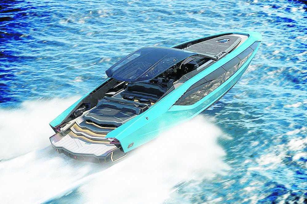 Lamborghini radi jahtu! Luksuz će koštati čak 23 milijuna kuna