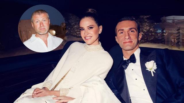 Abramovičeva bivša je objavila dosad neviđenu fotku sa svadbe