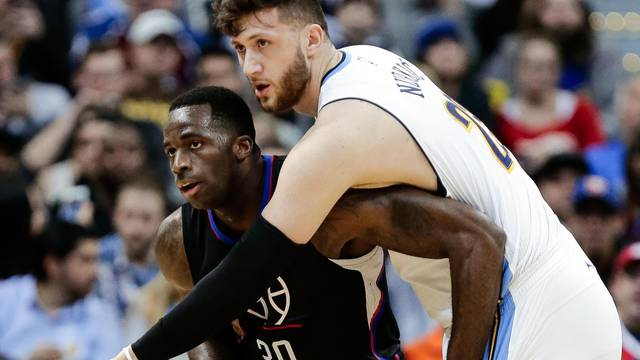 NBA: Los Angeles Clippers at Denver Nuggets