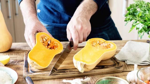 Svladajte butternut bundevu: Ogulite je i narežite brzo i lako