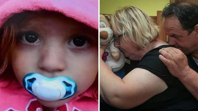 Majku malene Nikoll (2) pustili su iz zatvora. Udomitelj u šoku: 'Ne mogu vjerovati da je vani'